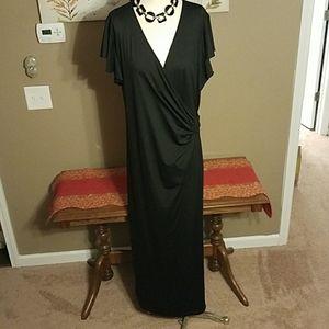 Lane Bryant Maxi Dress 26/28 Dress